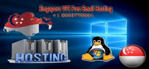 Singapore VPS Free email hosting